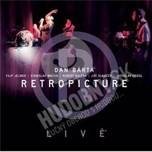 Dan Bárta - RETROPICTURE - LIVE od 0 €