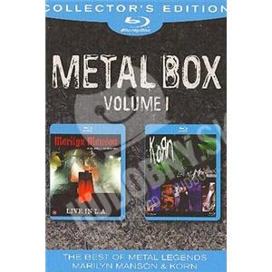 VAR - Metal, Blu-Ray, Box, Vol.1 od 11,60 €