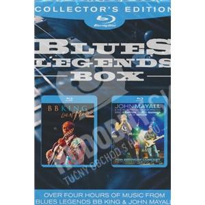 VAR - Blues Blu-Ray Box od 11,60 €