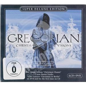 Gregorian - Christmas Chants & Vision (CD+DVD) od 15,81 €
