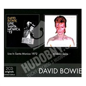 David Bowie - Live in Santa Monica/Aladdin (2 CD) od 12,75 €