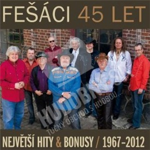 Fešáci - 45 Best Of (2 CD) od 12,99 €