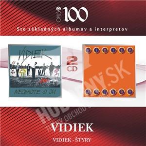 Vidiek - Vidiek/Štyry(2 CD) od 8,04 €