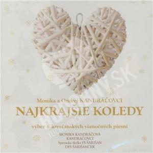Monika a Ondrej Kandráčovci - Najkrajšie koledy od 9,69 €