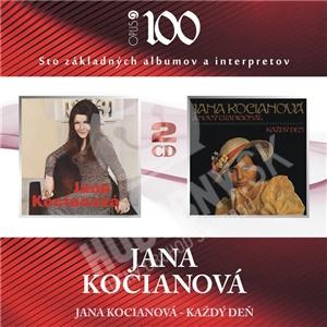 Jana Kocianová - Jana Kocianová / Každý deň (2 CD) od 7,99 €