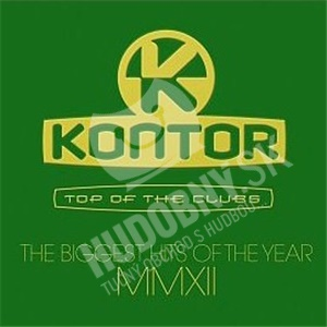 VAR - Kontor Biggest Hits Of 2012 TOP Of The Clubs (3 CD) od 30,89 €