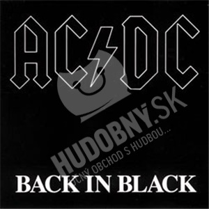 AC/DC - Back in black od 14,99 €