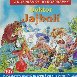 rozprávky - Doktor Jajbolí od 5,99 €