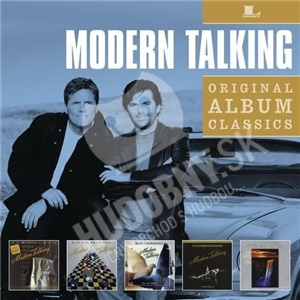 Modern Talking - Original Album Classics (5 CD) od 21,99 €