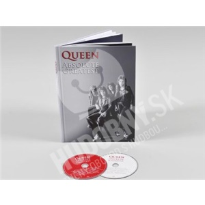 Queen - Absolute Greatest /+A4 BOOK/ -LTD- od 42,90 €
