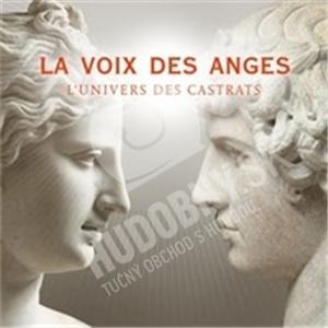 Various - La voix des anges od 7,55 €