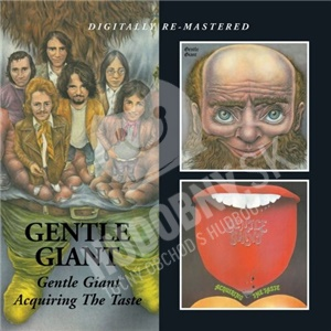 Gentle Giant - Gentle Giant/Acquiring The Taste od 25,82 €