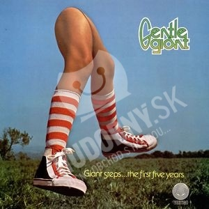 Gentle Giant - Giant Steps...The First Five Years 1970-1975 od 32,06 €