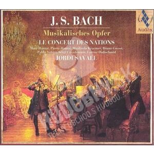 Johann Sebastian Bach - Musikalisches Opfer od 8,46 €