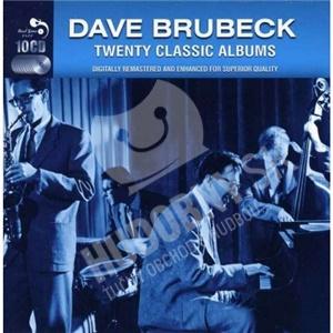 Dave Brubeck - Twenty Classic Albums od 0 €