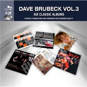 Dave Brubeck - 6 Classic Albums Vol. 3 od 10,67 €