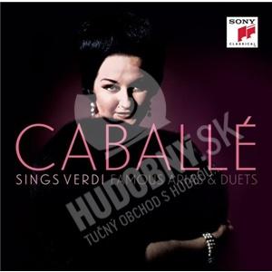 Montserrat Caballé - Montserrat Caballe Sings Verdi: Famous Arias & Duets od 16,99 €