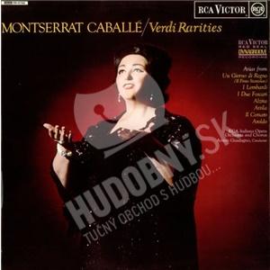 Montserrat Caballé - Verdi Rarities od 8,27 €