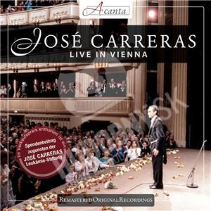 José Carreras - Live in Vienna od 0 €