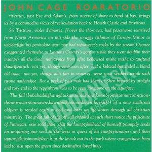 John Cage - Roaratorio od 24,46 €