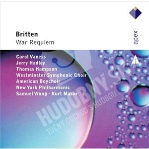 Benjamin Britten - War Requiem od 8,16 €