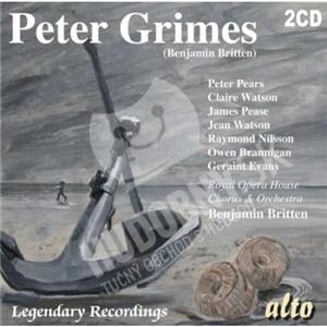 Benjamin Britten - Peter Grimes od 10,15 €