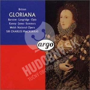 Benjamin Britten - Gloriana od 10,15 €