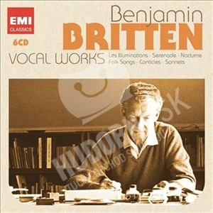 Benjamin Britten - Vocal Works od 13,88 €
