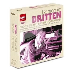 Benjamin Britten - Choral Works & Operas for Children od 15,37 €