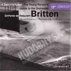 Benjamin Britten - Sinfonia Da Requiem/Young Pers od 0 €
