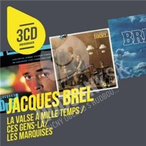 Jacques Brel - 3CD Originaux od 26,34 €