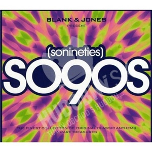 Blank & Jones - So90s (So Nineties) od 28,42 €