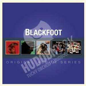Blackfoot - Original Album Series od 15,67 €