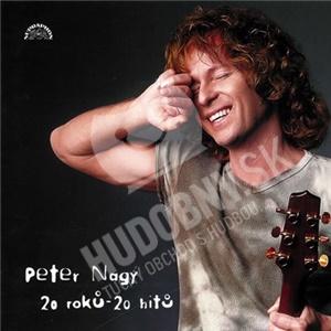 Peter Nagy - 20 roků - 20 hitů od 14,99 €