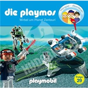 Die Playmos - Folge 29: Wirbel um Planet Zentauri od 9,72 €