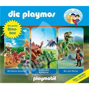 Die Playmos - Die große Dino-Box od 18,22 €