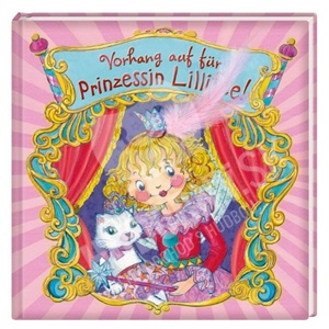 Prinzessin Lillifee - Vorhang auf für Prinzessin Lillifee! od 15,74 €