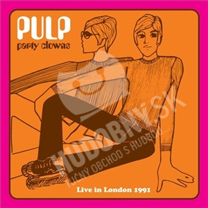 Pulp - Party Clowns: Live in London 1991 od 15,53 €