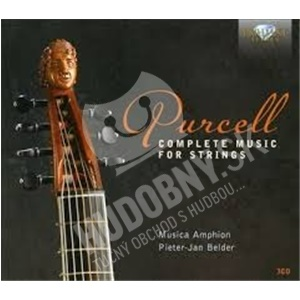 Henry Purcell - Complete Music for Strings od 14,10 €