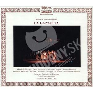 Gioachino Rossini - La Gazzetta od 19,08 €