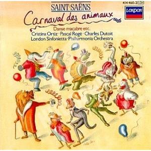 Camille Saint-Saens - Le Carnival des Animaux od 5,95 €
