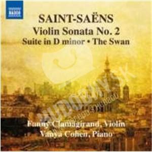 Camille Saint-Saens - Violin Sonata No.2 od 8,67 €