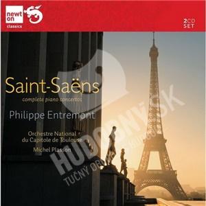 Camille Saint-Saens - Complete Piano Concertos od 0 €