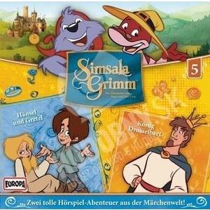 Simsala Grimm - 05. Hänsel und Gretel - König Drosselbart od 0 €