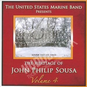 John Phillip Sousa - Heritage of John Philip Sousa, Vol. 4 od 28,82 €