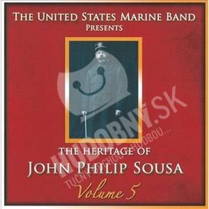 John Phillip Sousa - Heritage of John Philip Sousa, Vol. 5 od 28,82 €