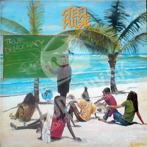 Steel Pulse - True Democracy od 16,17 €