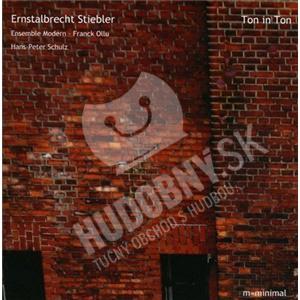 Ernstalbrecht Stiebler - Ernstalbrecht Stiebler: Ton In Ton od 31,51 €