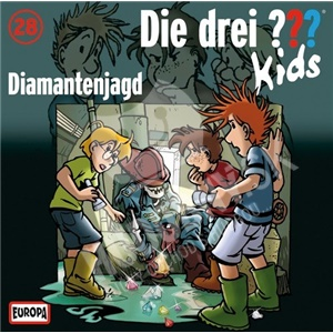 Die Drei ??? Kids - Folge 28: Diamanten Jagd od 12,62 €
