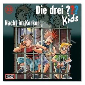 Die Drei ??? Kids - Folge 33: Nacht im Kerker od 12,62 €